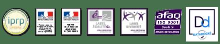 Agréments et Labels Impact Etudes